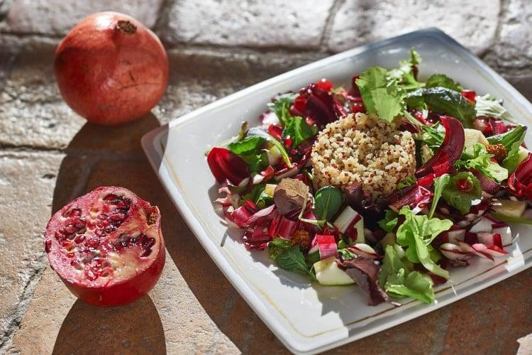 Insalata di Quinoa e Radicchio rosso di Treviso IGP